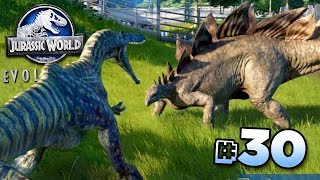 THE ACCIDENTAL KILLING SPREE?!? - Jurassic World Evolution FULL PLAYTHROUGH | Ep30 HD