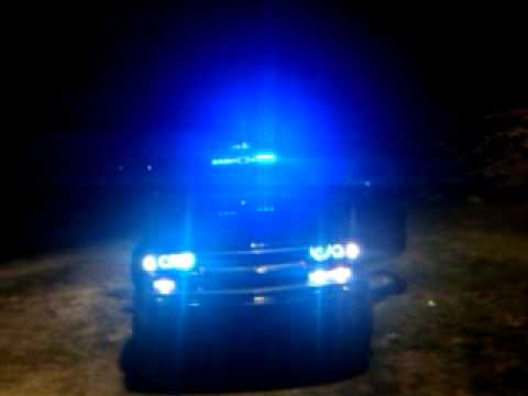 Image result for blue volunteer firefighter lightbar