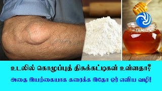 In the body there is a lipoma? Here is a simple way to naturally dissolve it