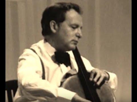 Dvořák, Cello Concerto Op 104, Daniil Shafran, Neeme' Järvi