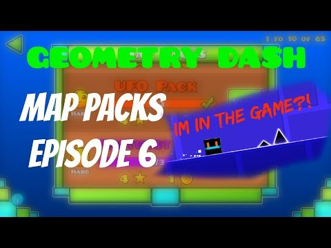 Im In The Game? (#33) Gd Map Packs Episode 5! - YT