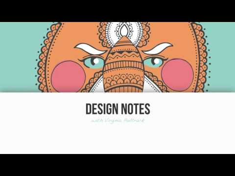 DESIGN NOTES with Virginia Poltrack of Fat Russell