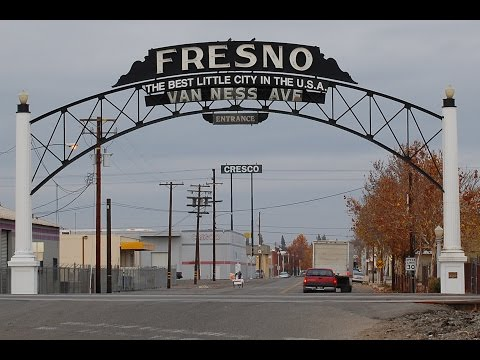 Fresno City in California USA || Travel 4 All