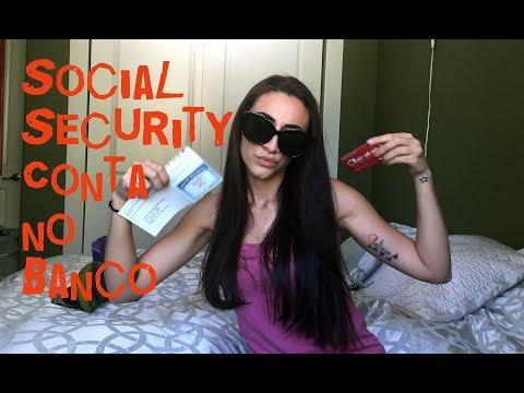 Au Pair #9 - Social Security e Conta no Banco