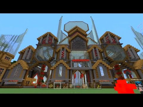 Minecraft Xbox - Incredible Castle - Purgatory - Part 2