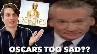 Bill Maher's Dumb Oscar Take