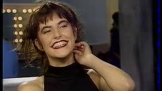 Lio 1986 11 20 Les Brunes + Pop Song + home movies @ Zenith