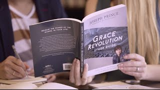 Joseph Prince - Grace Revolution Study Guide Book