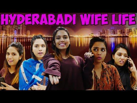 HYDERABADI WIFE LIFE    Hyderabad Diaries