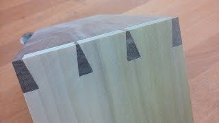 "Rob Cosman's 3 1/2 Minute ""tails 1st"" Dovetail"