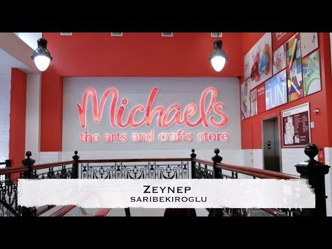 Michaels Arts & Craft Store Tour!