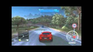 Test Drive Unlimited 2   Gameplay Ford GT (BETA)