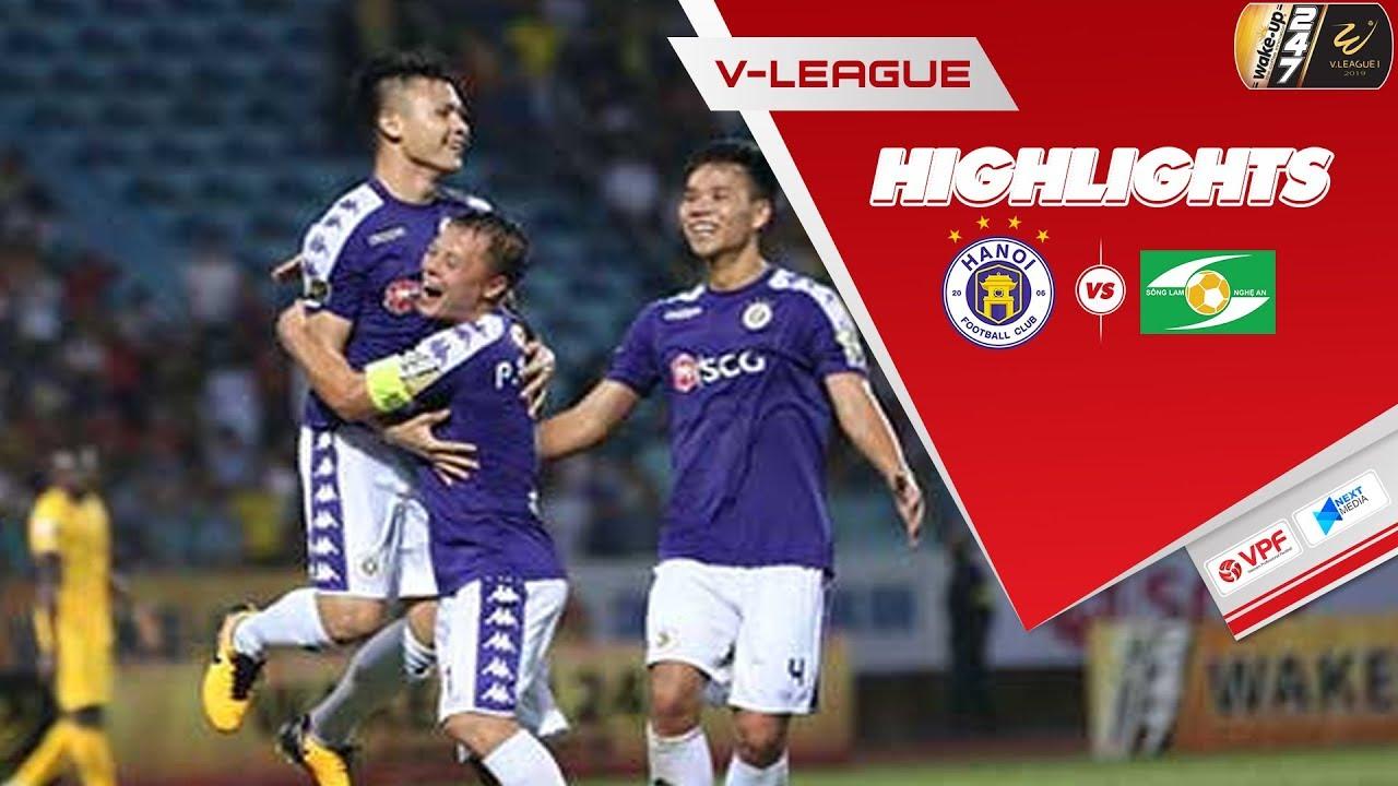 Video: Hà Nội vs Sông Lam Nghệ An