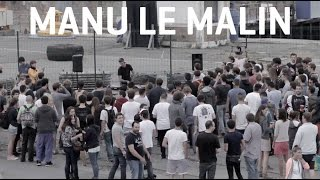 Manu Le Malin - Rave sauvage au port de commerce de Brest (Astropolis 2015)