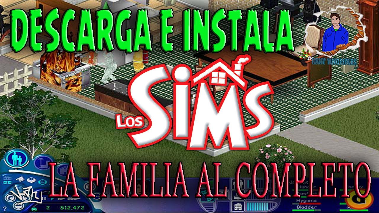 2018|descargar sims 1 colección completa windows 10/8 español 1.