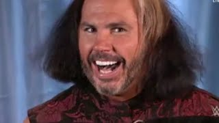 Matt Hardy vows to