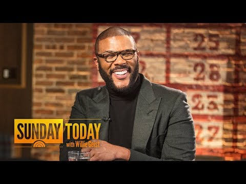 Tyler Perry Built His Empire With 'Madea' – But He'll Be OK When 'That Broad Is Dead' | Sunday TODAY