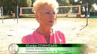 Дівчата з Деражні перемогли на чемпіонаті України з пляжного волейболу