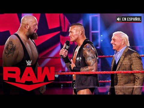 Randy Orton y Ric Flair no tendran remordimient, ni piedad con The Big Show: Raw 22 Junio 2020