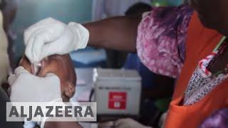 Zambia 🇿🇲 cholera crisis: 'Burying people by the hundreds'