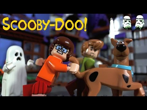 LEGO Scooby-Doo Mystery Mansion 75904 - YouTube