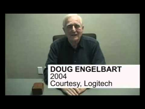 BREAKING - Father of Computer Mouse Douglas Engelbart Dies