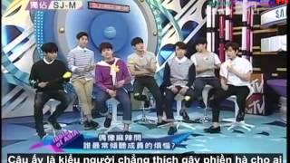 [Vietsub] Idols of Asia - Thần Tượng Châu Á - Super Junior M (Ngày 30/06/2014)