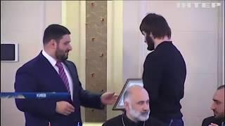 Патриарший визит Гарегина II в Украину