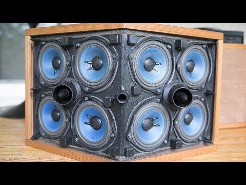 yamaha wiring diagram bose 901 to powered mixer the bose 901 speaker youtube  the bose 901 speaker youtube