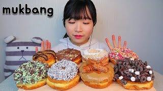 제주 유명 빵집 랜디스 도넛 디저트 먹방 RANDY'S…