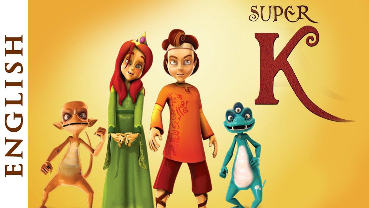Superk English Animated Full Movie For Kids Hd Youtube