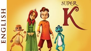 SuperK (English) - Animated Full Movie for Kids - HD