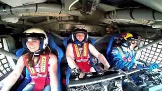 КАМАЗ-мастер испытал не только оборудование, но и сотрудников Omnicomm в реальных условиях гонки