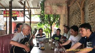 CHRISYE - KISAH KASIH DI SEKOLAH || parmitu anduk leher