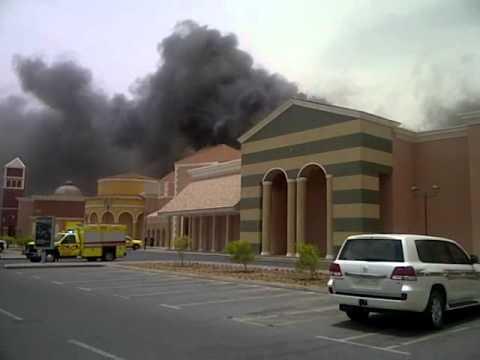 Fire in Villaggio - Doha - Qatar (28/5/2012) 2 of 2