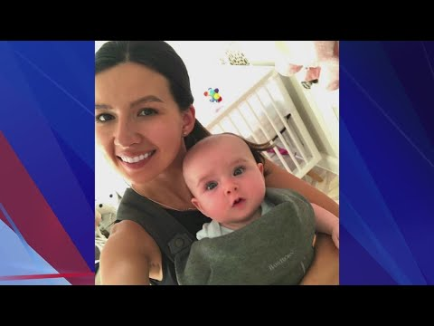 Catching up with new mama, FOX61's Maggie Slysz
