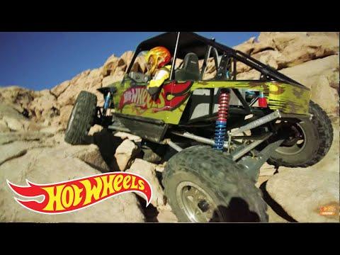 Hot Wheels World's Best Driver Episode 4 - Rockyard | Hot Wheels