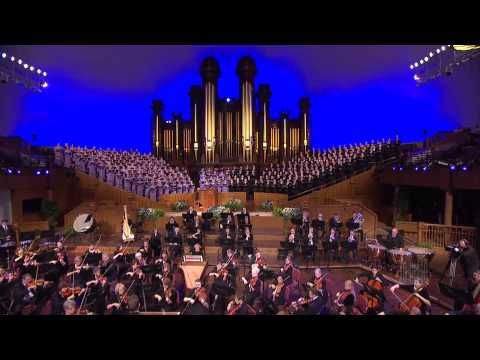 """""""I'll Walk with God,"""" from The Student Prince - Mormon Tabernacle Choir"""
