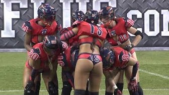 LFL Legends Football League - Lingerie Football League