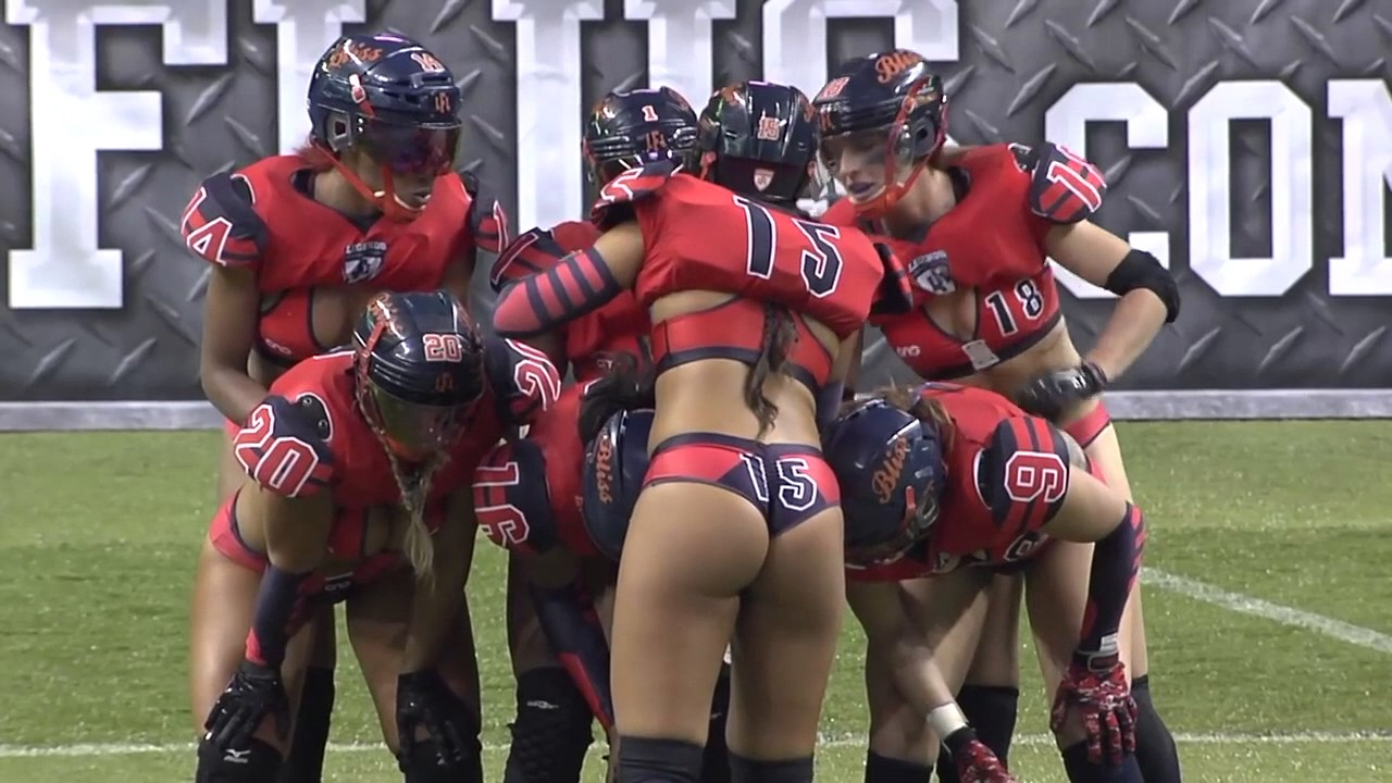 Youtube Lingerie Football 60
