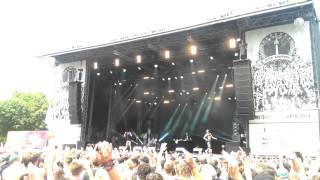Hilltop Hoods - I Love It (Live in Stuttgart, HipHop Open 2014 05/07/14)