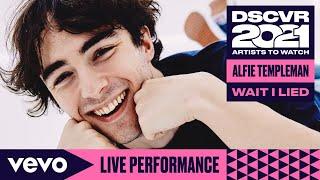 Alfie Templeman - Wait, I Lied (Live) | Vevo DSCVR Artists to Watch 2021