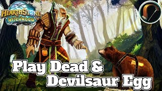 Deathrattle Egg Hunter Witchwood | Hearthstone Guide How To Play