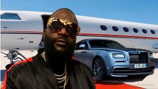 10 Most luxurious Rick Ross songs.