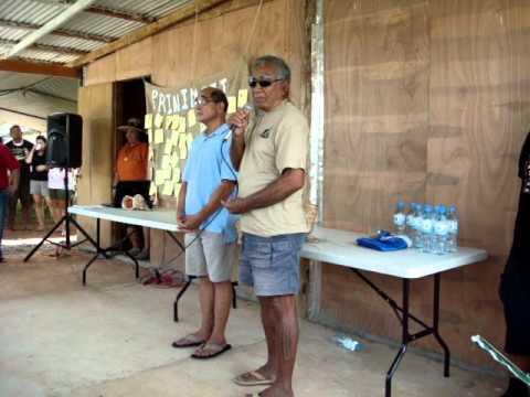 Carolinian Speaking Chamorro