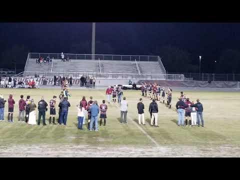 Senior Night 2019 Braden River High School  Boys Soccer