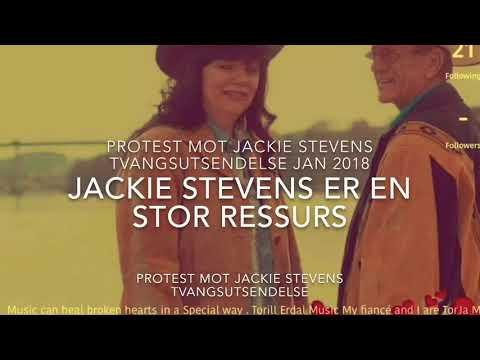 Listen at Jackie Stevens Story  Protest mot Jackie Stevens tvangsutsendelse