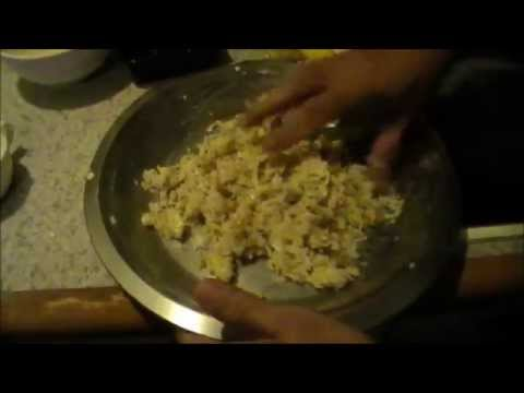 Beaten Rice/Poha ( Aval) with Cocount, Jaggery