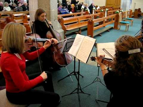 String Quartet Classical Church And Reception Music For Weddings