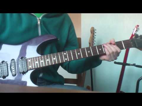 Tribute To My Idol Adrian Smith -  Every Solo I Learned